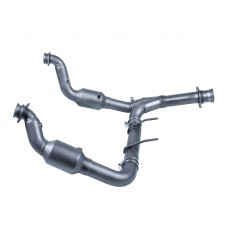 2017 - 2019 Ford F150 3.5L Ecoboost Catted Downpipe