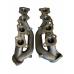 2015 - 2021 5.0L Ported Coyote Exhaust Manifolds
