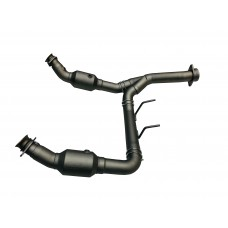 2015 - 2020 Ford F150 5.0L V8 Catted Y-Pipe