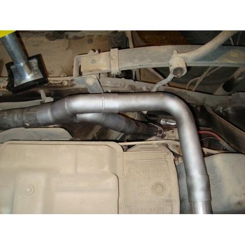 99-00 Ford F250 F350 Performance Y Pipe 6 8L 5 4L V10 V8