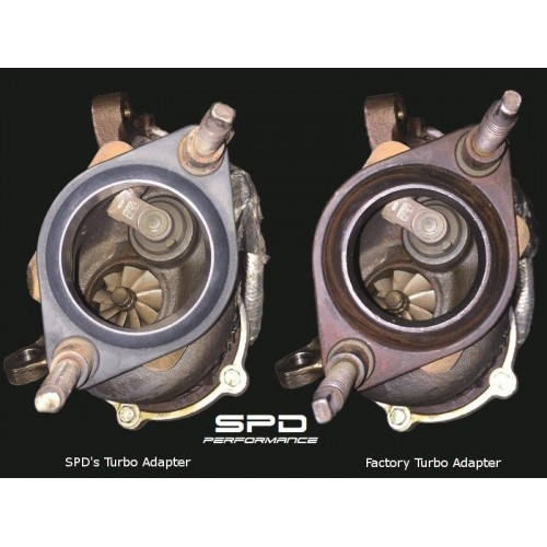 2011-2019 F-150 Ecoboost 3 5L SPD Turbo Exhaust Adapter Kit
