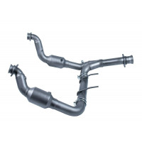 2017 - 2020 Ford F150 3.5L Ecoboost SPD Performance Catted Downpipe