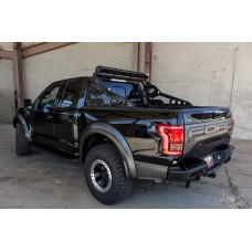 Stealth Rear Bumper