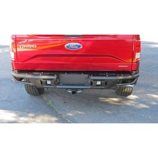 Race Series R Rear Bumper